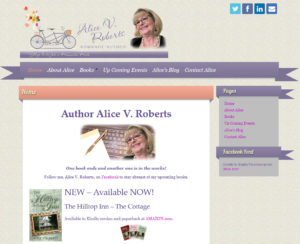 Author Alice V Roberts Website